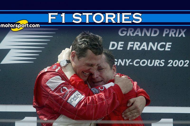 F1 Stories: Ferrari e Francia, un fil rouge leggendario