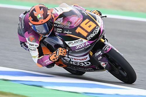 Moto3, Jerez, Libere 3: Migno da record, spicca davanti a Oncu