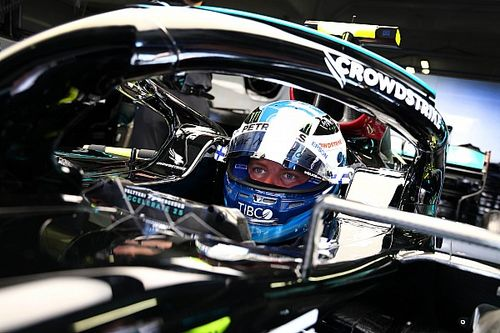 "Bottas: ""Serve tempo per far funzionare le gomme dure"""