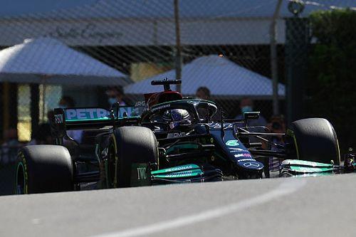 Hamilton zaskoczony tempem Ferrari