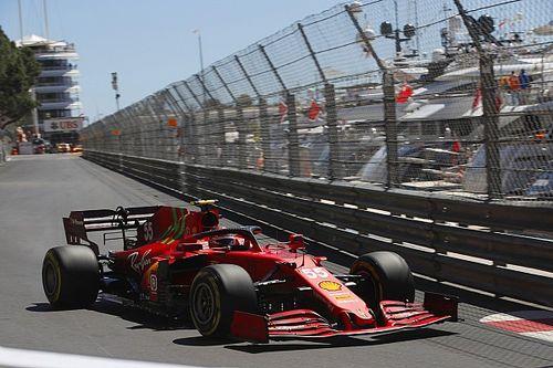 F1-Training Monaco 2021: Wie viel war da noch im Tank, Ferrari?