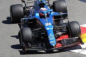 Ocon celebra la aportación de sus nuevos ingenieros en F1