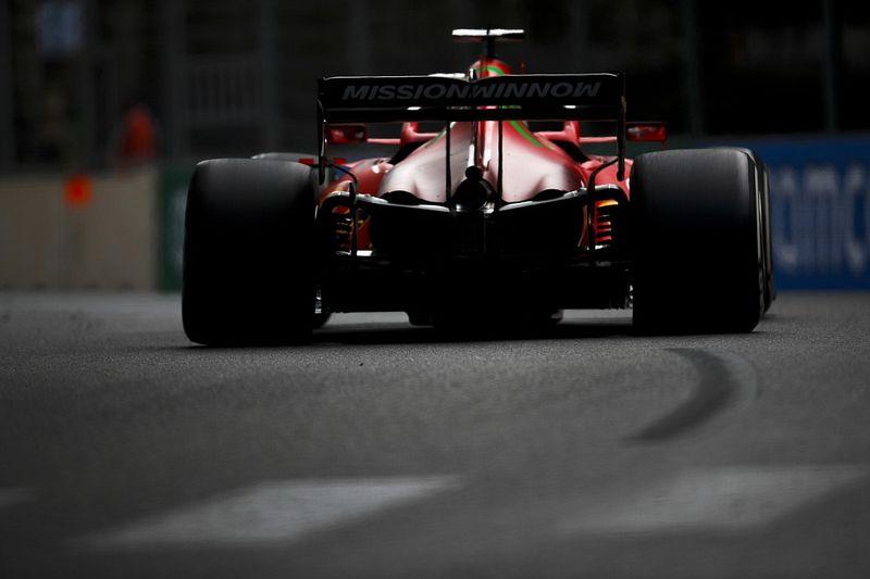 Ferrari: al Paul Ricard la SF21 al vaglio dei curvoni veloci