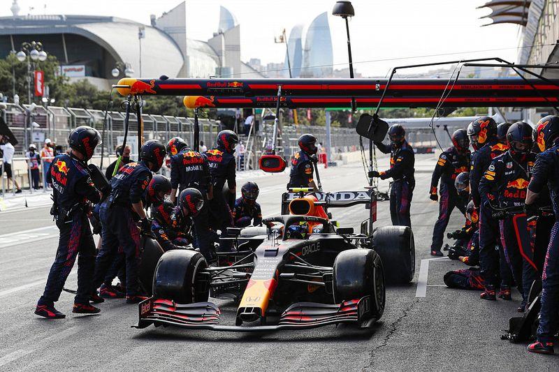 Red Bull: las reglas de pits de la FIA podrían hacerlas más peligrosas