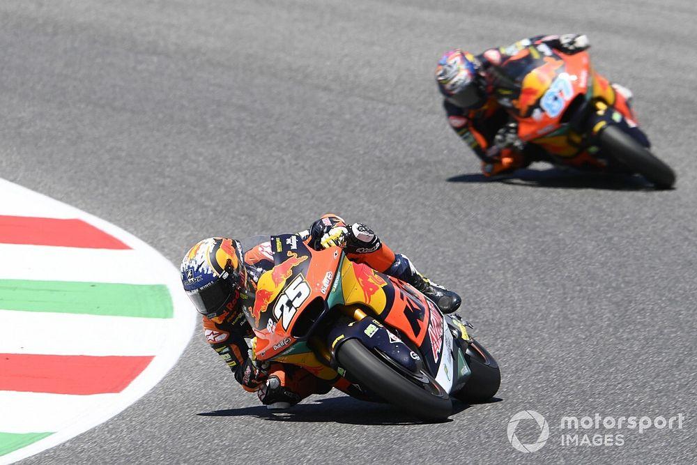 Moto2カタルニア初日:ラウル・フェルナンデス総合トップ。小椋藍は9番手で初日終える