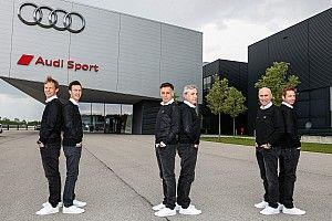 Oficial: Sainz capitanea el 'Dream Team' de Audi en el Dakar 2022