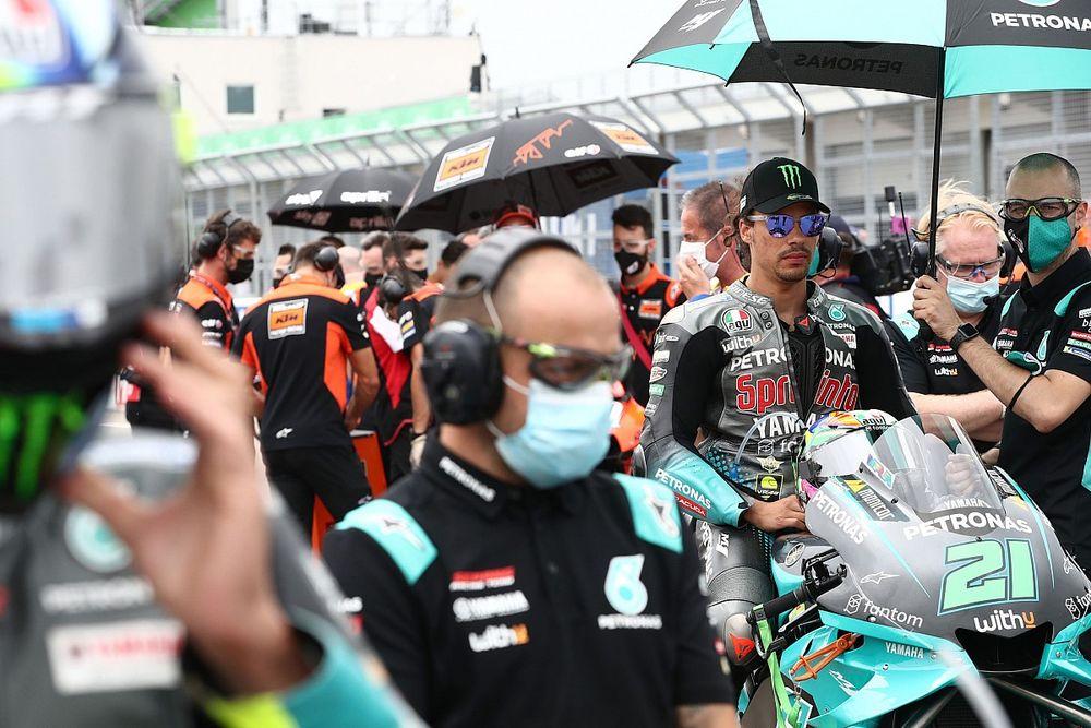 Yamaha-SRT Sepakat, Morbidelli Gantikan Vinales pada MotoGP 2022