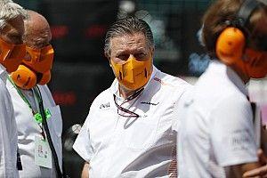 McLaren : trois cas de COVID-19, dont Zak Brown