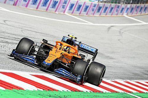 McLaren: Ausztria megmutatta, mekkora a valódi lemaradásunk