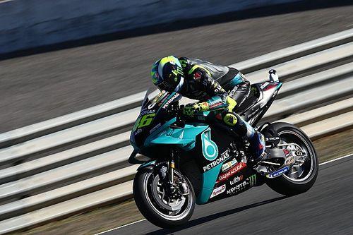 Rossi advierte por las escapatorias en Jerez