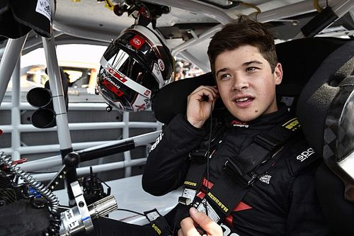 """Harrison Burton steps up to Cup: """"I've worked for this my whole life"""""""