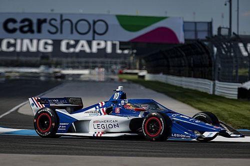 Palou logra el tercer puesto en el GP de Indianápolis 2021 de IndyCar