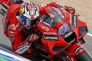 MotoGP, Le Mans, Libere 1: Miller prima della pioggia