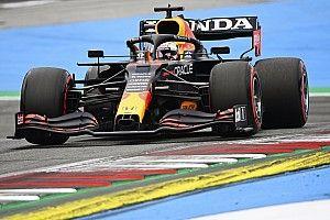 Verstappen se lleva la FP3 en Austria y Sergio Pérez es 7°