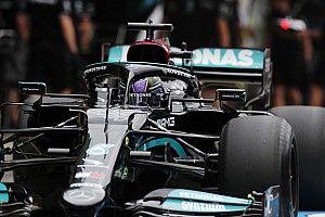 Hamilton realistisch: Red Bull ligt nog steeds twee tienden voor