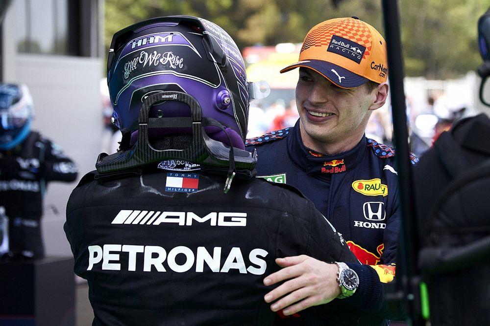 Hamilton teljesítménye még a Red Bullt is meglepte
