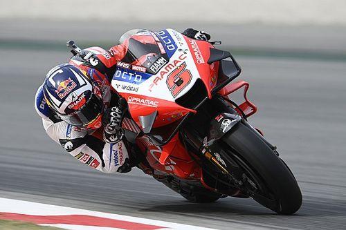 MotoGP, Barcellona, Libere 2: Zarco beffa Morbidelli