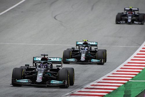 Shovlin: Mercedes F1 became 'makers of our own issues' in Austria