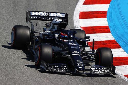 Tsunoda has 'question mark' over AlphaTauri F1 car versus Gasly
