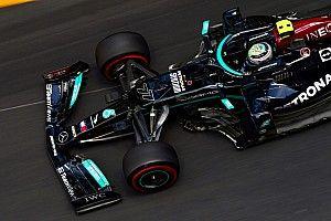 F1: Veja reformulação que não ajudou a Mercedes em Mônaco