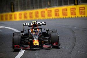 Verstappen a futam végén esett ki, Hamilton is a pontokon kívül, Perez nyert Vettel előtt!
