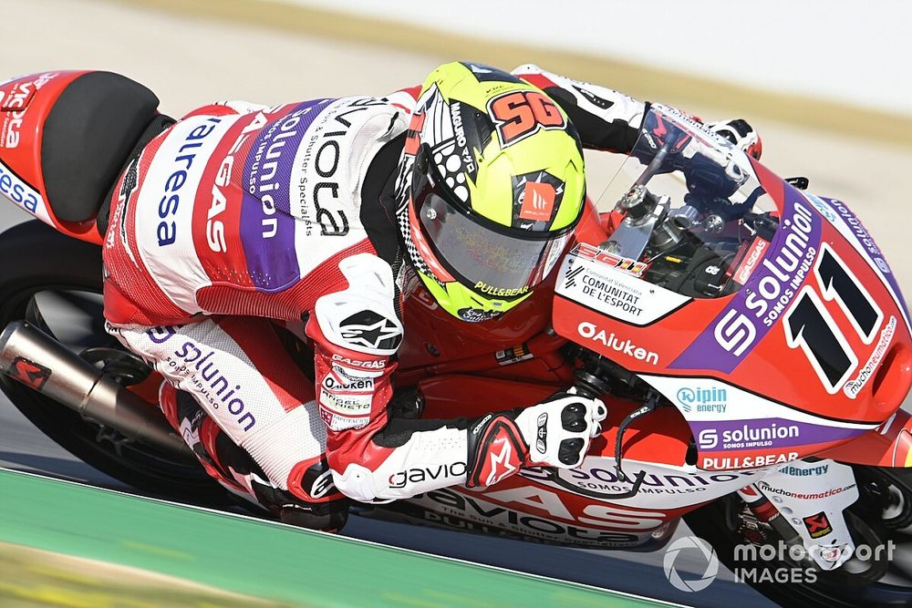 Moto3カタルニア決勝:ガルシア混戦制し2勝目。日本勢トップは9位鳥羽海渡に