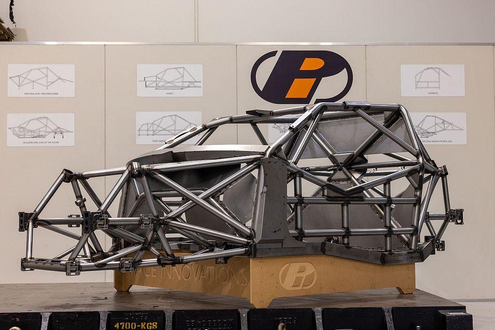 Sasis Ford Mustang Supercars Gen3 Resmi Diluncurkan