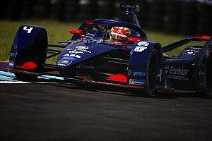 Hasil FP1 New York City E-Prix I: Frijns Tercepat dalam Sesi Prematur