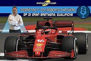 """Chinchero: """"La Ferrari e Leclerc hanno fatto un'impresa"""""""