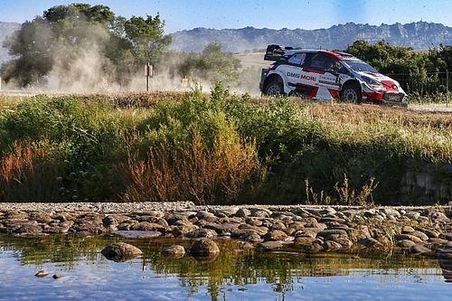 WRC, Rally Italia, PS11: Ogier allunga su Sordo