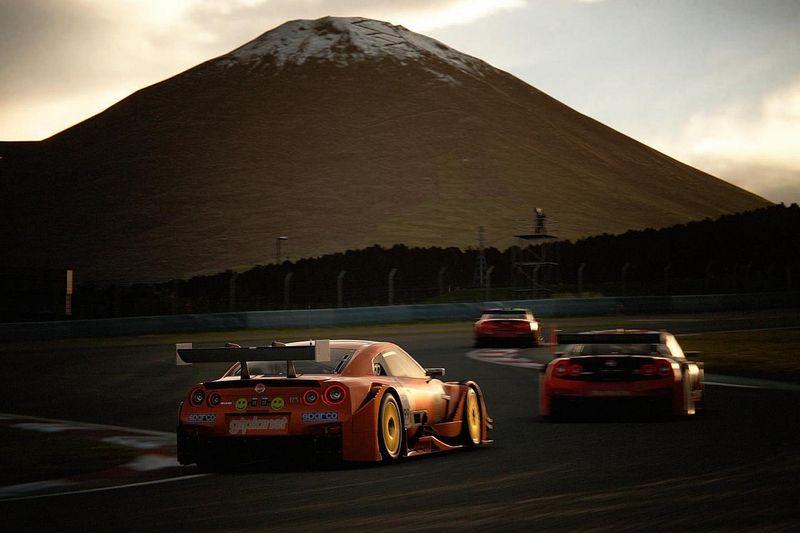 VIDEO: Sensatierace met Super GT's op Fuji Speedway