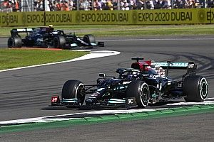 """Mercedes was """"absoluut wanhopig"""" om te presteren in Britse GP"""