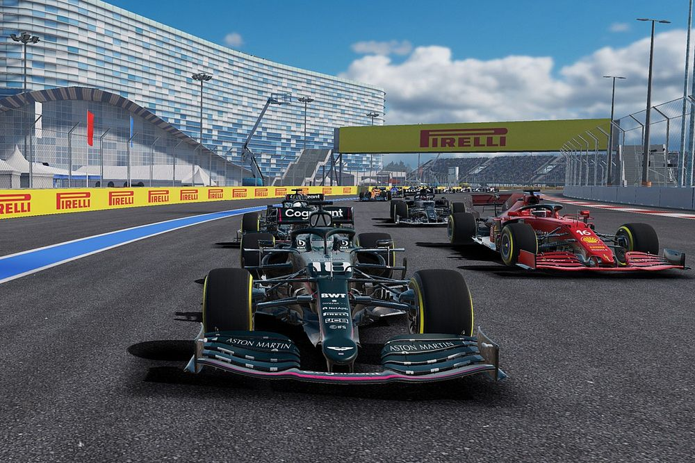 F1 Mobile Racing's 2021 season update is out now on iOS and Android