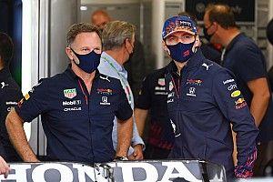 """Horner: """"Verstappen'in Hamilton'la mücadele etmesine pit stop hatası yol açtı"""""""