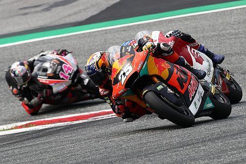 Moto2: i rookie dettano legge in Austria, vince Fernandez e 2° Ogura