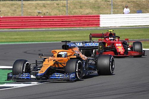 """""""El McLaren es uno los F1 más difíciles de adelantar"""", dice Sainz"""