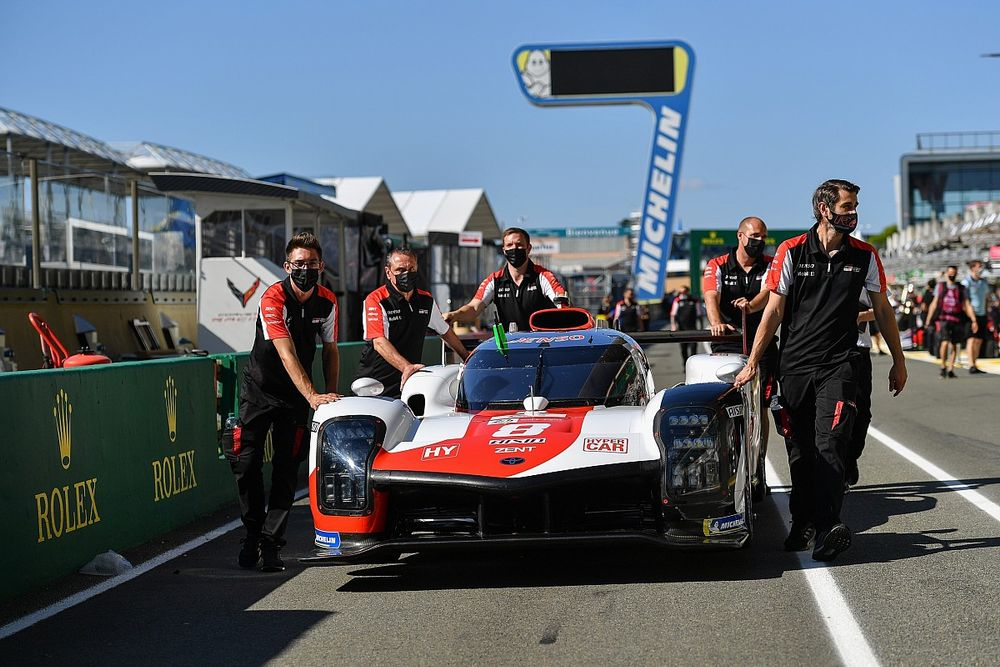 Toyota confident of reliability fixes ahead of Le Mans test