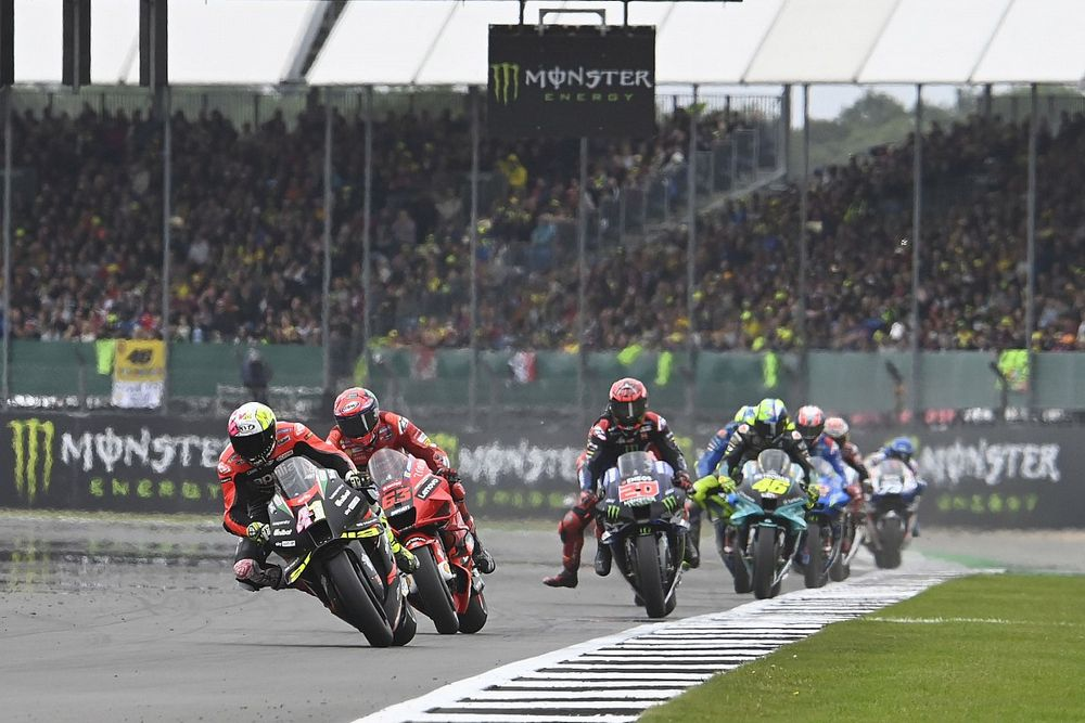 Tank Slappers Podcast: British GP review and rider market news