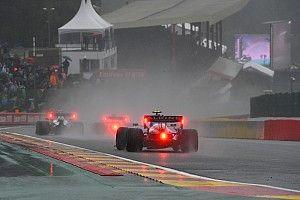 Aucune pression commerciale pour débuter le GP de Belgique, selon la F1