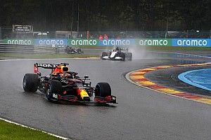 Resultaat in verregende Belgische GP stemt Honda tevreden