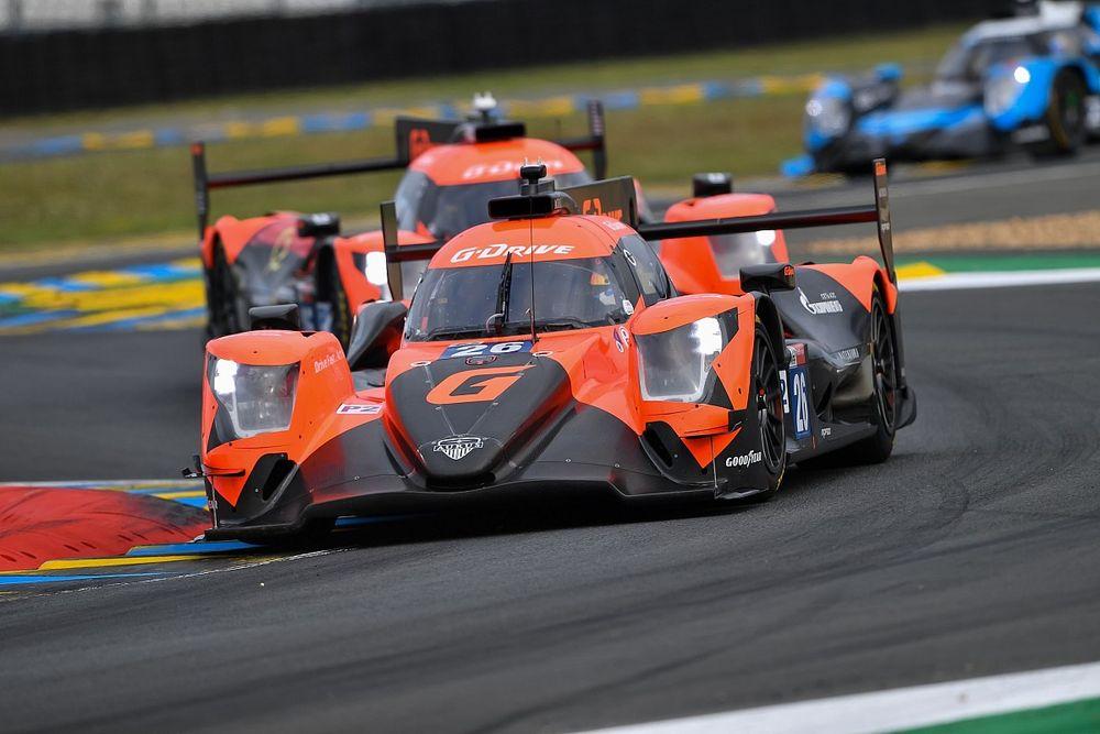 Экипаж G-Drive Racing вышел в лидеры после трех часов «Ле-Мана»