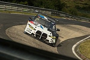 """BMW gives M4 GT3 """"trouble-free"""" debut on Nordschleife"""