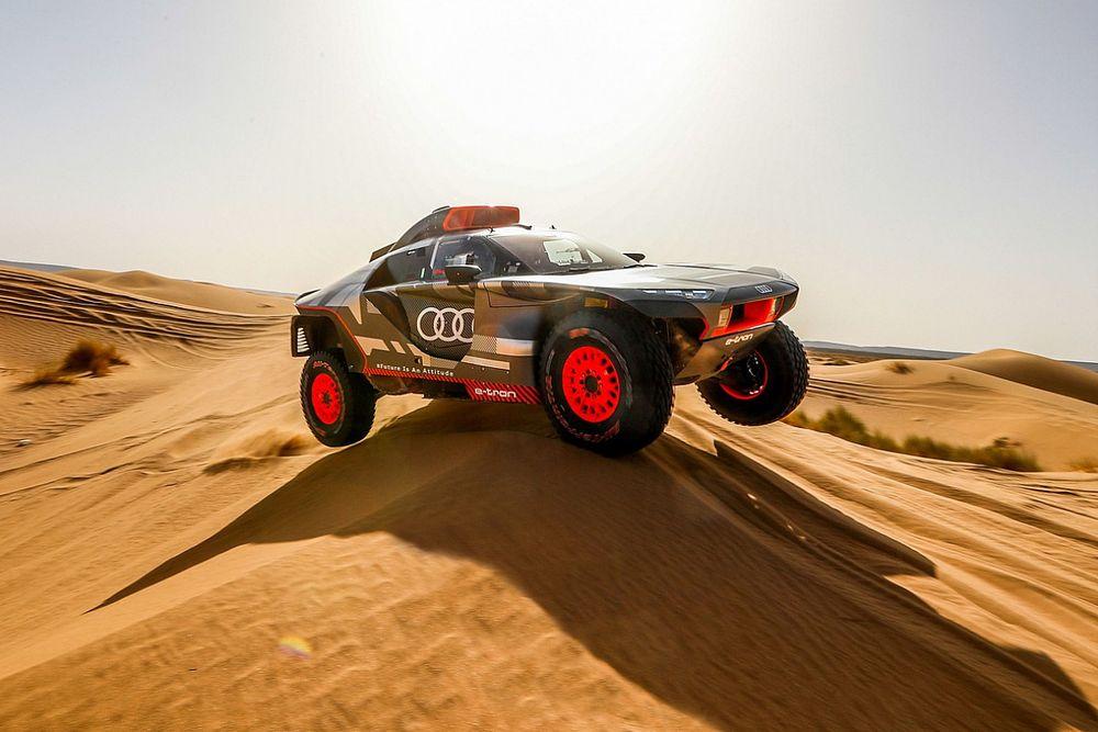 Сайнс собрался сходу привести Audi к победе в «Дакаре»