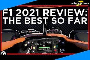 F1 2021: piloti dal salotto di casa