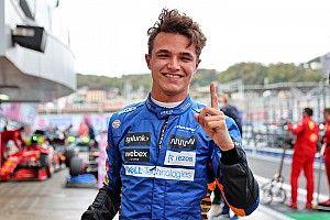Rusya GP: Heyecan dolu son bölümde Norris pole pozisyonunu aldı, Mercedes geride kaldı!