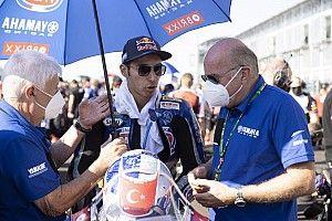 Razgatlioglu stripped of Magny-Cours Superpole race win