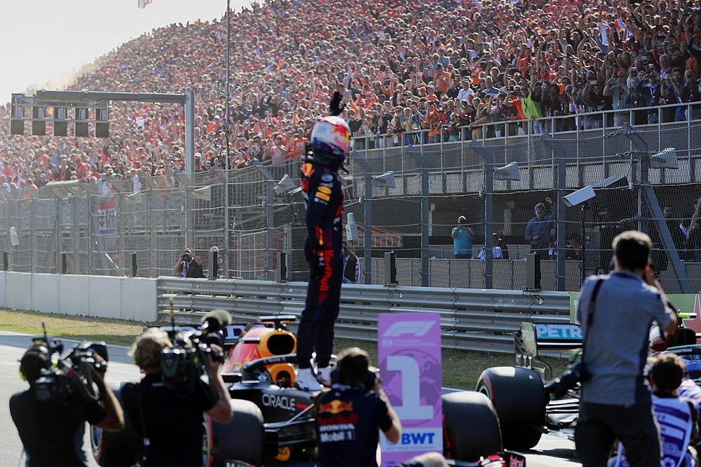 Red Bull confirma que la pole de Verstappen fue sin DRS