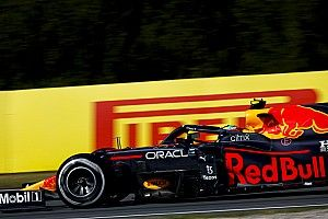"""Sergio Pérez: """"Monza no es la pista más fuerte de Red Bull"""""""