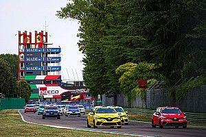 Clio Cup, Imola: a Guillot Gara 1, podio Sandrucci-Silvestrini