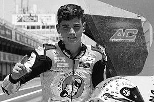 Un piloto español de 14 años falleció en Aragón